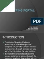 Shopping Portal