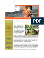 Project Ecopolis Newsletter Item Children & Nature Forum 6-09
