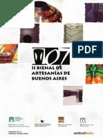 Catalogo II Bienal