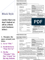 Business Letter 1 Ppt