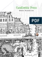 Candlewick Press Spring/Summer 2014 Catalog