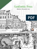 Candlewick Press Spring/Summer 2014 Catalog
