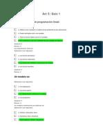 Act 5 Quiz Programacion Lineal