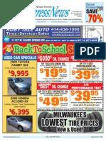 Milwaukee West-North Express News 091913