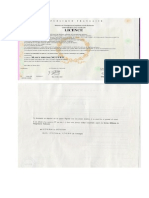 Licence de Francais
