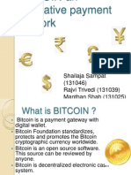 BITCOIN-An Innovative Payment Network