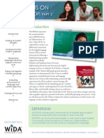 wida focus on differentiation part 2