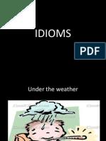idioms ppt