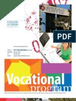 Vocational International Program Brochure CH