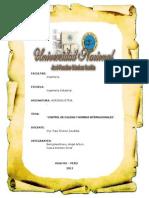 Calidad y Normas Internacionales