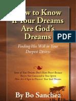 Gods Dream by Bo Sanchez