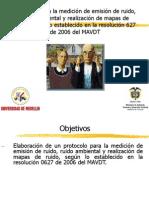 Presentación protocolo MAVDT