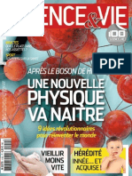 Science & Vie N°1152 - Septembre 2013