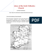 A Brief History of the Irish Orthodox Church