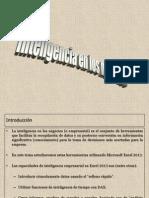 Tema VII. Inteligencia en Los Negocios