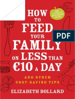 How to Feed Your Family on Less than €10 a Day and Other Cost-saving Tips