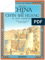 Macdonald James - En La China de Chin Shi Guang, El Gran Emperador