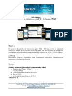 Diploma Do HTML 5