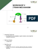 2-Valve Train Mechanism