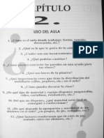 Cómo ser profesor y querer seguir siéndolo (p 16-41, cap 2 y 3)