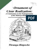 109735817 a Commentary on the Prajnaparamita of the Maitreya Buddha