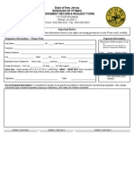 Pitman OPRA Request Form