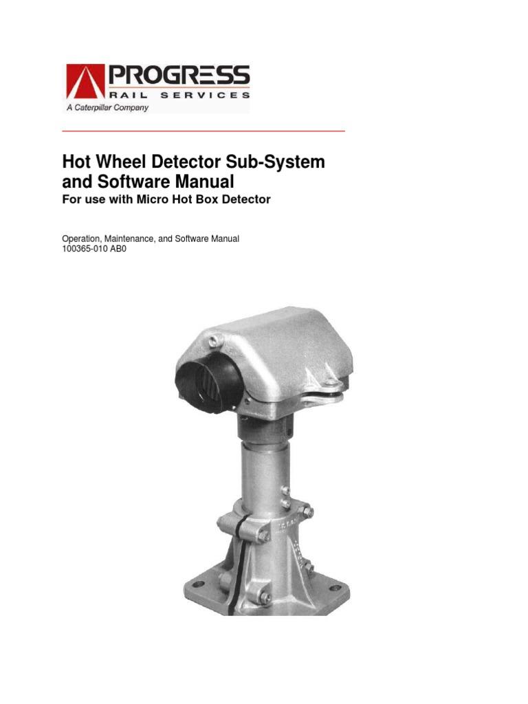 100365-010 AB0 - HW Subsystem & Sftw Manual | Electrostatic