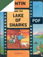 25e Tintin and the Lake of Sharks