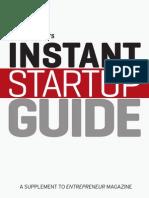 Entreprenuer Instantstartup Guide