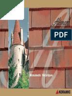 Documentation Aléonard Monuments Historiques 04-07,0