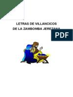 Villancicos de Zambombas