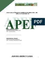 APEF Indice Geral