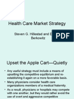 Health Care Market Strategies