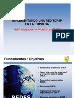 Administración y Monitoreo DHCP.ppt