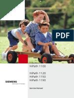 Siemens-Hipath 1120 Service Manual