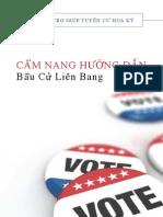 Election Assistance Commission Voter Guides Vietnamese