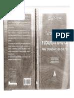 Jorge Trindade - 7. Documentos Utilizados em Psicologia para o Direito. In Manual de Psicologia Jurídica para Operadores do Direito