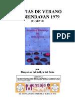 Lluvias de Verano en Brindavan 1979 (Vi)