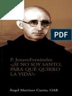 Martinez Cuesta, Angel - Padre Jenaro Fernandez