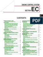 EC - Engine Control System