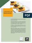 Licenciatura en Gastronomia