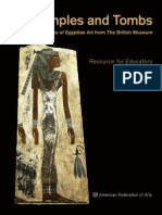 Temples and Tombs BM s Resource for Educators