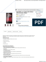 Virgin Mobile - LG Optimus Elite No-Contract Mobile Phone - White - Optimus Elite