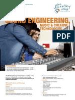 Sound Engineering school