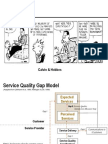 Managing the Service Quality