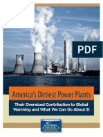 Dirty Power Plants