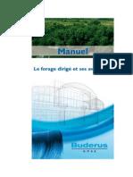Le Forage Dirige Et Ses Avantages 05.09