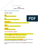 Science Chapter 2 Lesson 3 Reading Guide With Answers Highlighted for What to Study