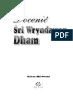 Docenić Sri Wryndawan Dham