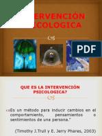 2 intervencion psicologica